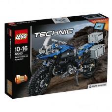 Конструктор LEGO TECHNIC Приключения на BMW R 1200 GS (LEGO, 42063-L)