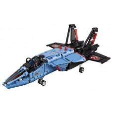 Конструктор LEGO TECHNIC Сверхзвуковой истребитель (LEGO, 42066-L)