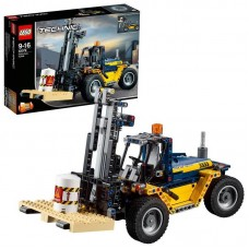 Конструктор LEGO TECHNIC Сверхмощный вилочный погрузчик