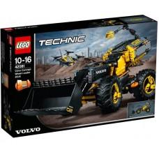 Конструктор LEGO TECHNIC VOLVO колёсный погрузчик ZEUX