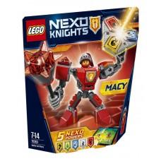 Конструктор LEGO Nexo Knights Боевые доспехи Мэйси (LEGO, 70363-L)