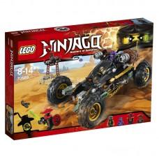 Конструктор LEGO NINJAGO Горный внедорожник (LEGO, 70589-L)