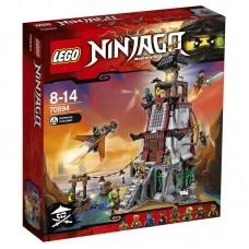 Конструктор LEGO NINJAGO Осада маяка (LEGO, 70594-L)