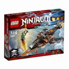 Конструктор LEGO NINJAGO Небесная акула (LEGO, 70601-L)