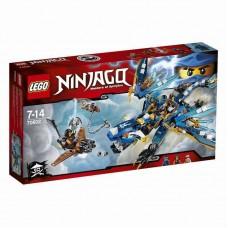Конструктор LEGO NINJAGO Дракон Джея (LEGO, 70602-L)