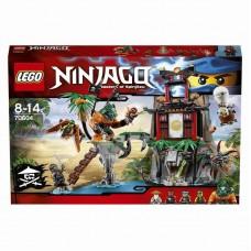 Конструктор LEGO NINJAGO Остров тигриных вдов (LEGO, 70604-L)
