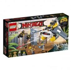 """Конструктор LEGO NINJAGO Бомбардировщик """"Морской дьявол"""" (LEGO, 70609-L)"""