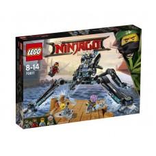 Конструктор LEGO NINJAGO Водяной Робот (LEGO, 70611-L)
