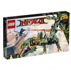 Конструктор LEGO NINJAGO Механический Дракон Зелёного Ниндзя (LEGO, 70612-L)
