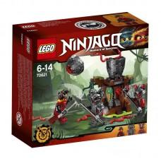 Конструктор LEGO NINJAGO Атака Алой армии (LEGO, 70621-L)