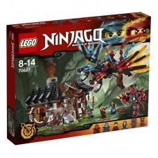 Конструктор LEGO NINJAGO Кузница Дракона (LEGO, 70627-L)