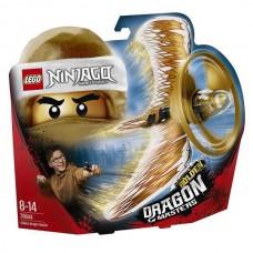 Конструктор LEGO NINJAGO Мастер Золотого дракона