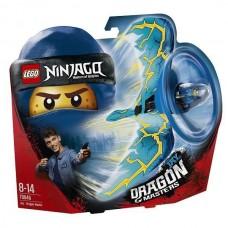 Конструктор LEGO NINJAGO Джей — Мастер дракона