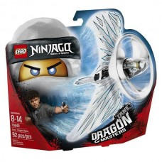 Конструктор LEGO NINJAGO Зейн — Мастер дракона