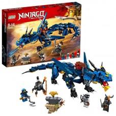 Конструктор LEGO NINJAGO Вестник бури