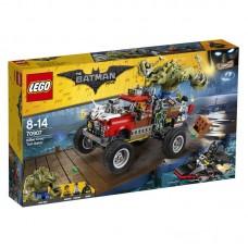 Конструктор LEGO Batman Movie Хвостовоз Убийцы Крока (LEGO, 70907-L)