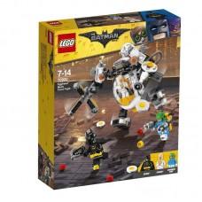 Конструктор LEGO Batman Movie Бой с роботом Яйцеголового