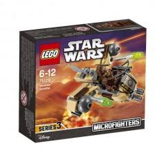 Конструктор LEGO STAR WARS Боевой корабль Вуки™ (LEGO, 75129-L)