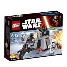 Конструктор LEGO STAR WARS Боевой набор Первого Ордена™ (LEGO, 75132-L)