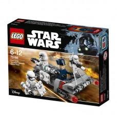 "Конструктор LEGO STAR WARS ""Спидер Первого ордена"" (LEGO, 75166-L)"