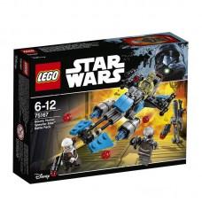 "Конструктор LEGO STAR WARS ""Спидер охотника за головами"" (LEGO, 75167-L)"