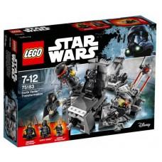 """Конструктор LEGO STAR WARS """"Превращение в Дарта Вейдера"""" (LEGO, 75183-L)"""