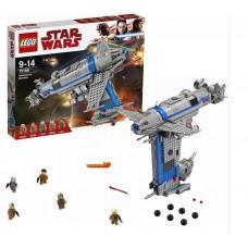Конструктор LEGO STAR WARS Бомбардировщик Сопротивления (LEGO, 75188-L)