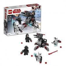 Конструктор LEGO STAR WARS Боевой набор специалистов Первого Ордена