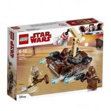 Конструктор LEGO STAR WARS Боевой набор планеты Татуин