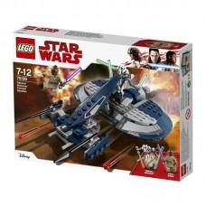 Конструктор LEGO STAR WARS Боевой спидер генерала Гривуса