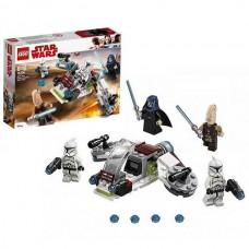Конструктор LEGO Star Wars TM Боевой набор джедаев и клонов-пехотинцев