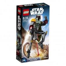 Конструктор LEGO STAR WARS Боба Фетт Constraction