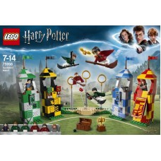 Конструктор LEGO Harry Potter Матч по квиддичу