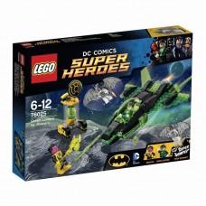 Конструктор LEGO SUPER HEROES Зеленый Фонарь™ против Синестро™ (LEGO, 76025-L-no)