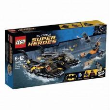 Конструктор LEGO SUPER HEROES Погоня в бухте на Бэткатере™ (LEGO, 76034-L-no)