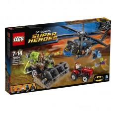 Конструктор LEGO SUPER HEROES Бэтмен™: Жатва страха™