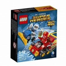 Конструктор LEGO SUPER HEROES Флэш против Капитана Холода™ (LEGO, 76063-L-no)