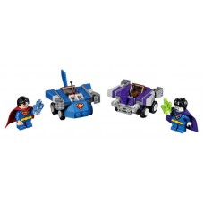 Конструктор LEGO SUPER HEROES Mighty Micros: Супермен против Бизарро (LEGO, 76068-L)