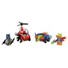 Конструктор LEGO SUPER HEROES Mighty Micros: Бэтмен против Мотылька-убийцы (LEGO, 76069-L)
