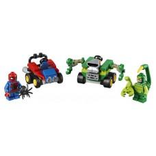 Конструктор LEGO SUPER HEROES Mighty Micros: Человек-паук против Скорпиона (LEGO, 76071-L)