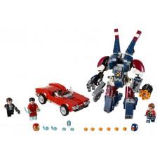 Конструктор LEGO SUPER HEROES Железный человек: Стальной Детройт наносит удар (LEGO, 76077-L)