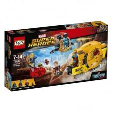 Конструктор LEGO SUPER HEROES Месть Аиши (LEGO, 76080-L)