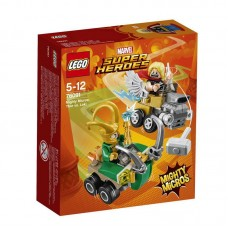 Конструктор LEGO SUPER HERO Mighty Micros: Тор против Локи