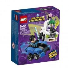Конструктор LEGO SUPER HERO Mighty Micros: Найтвинг против Джокера
