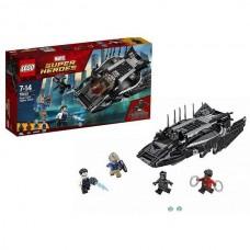 Конструктор LEGO SUPER HERO Нападение Королевского Когтя
