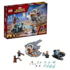 """Конструктор LEGO SUPER HEROES """"В поисках оружия Тора"""""""
