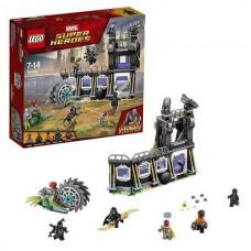 Конструктор LEGO SUPER HEROES Атака Корвуса Глейва
