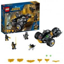 Конструктор LEGO SUPER HEROES Бетмен: Нападение Когтей