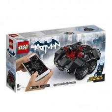 Конструктор LEGO SUPER HEROES Бэтмобиль с дистанционным управлением