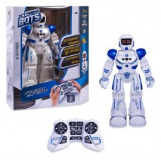 """Робот на р/у """"Xtrem Bots: Агент"""", световые и звуковые эффекты (Longshore Limited, XT30037)"""
